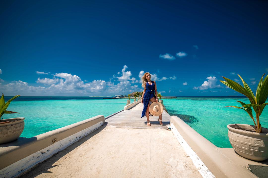 Фотограф на Мальдивах. Фотосессия